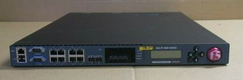 F5 Networks Big-IP 3600 LTM Local Traffic Manager Network Load Balancer  + LIC's